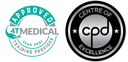 4T Approved Training Provider CPD Certified